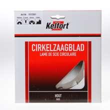 Afbeeldingen van Cirkelzaagblad hardmetaal 12 tanden WS diameter 160 x 20mm