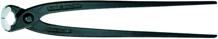 Afbeeldingen van Knipex Moniertang gepolijst zwart 200 mm