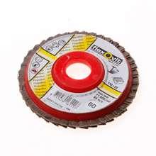 Afbeeldingen van Flexovit Vlaklamellenschijf FI FLD FDSP diameter 110 x asgat 22mm P60