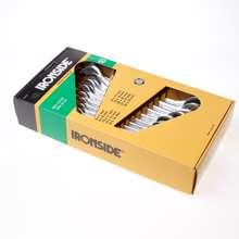 Afbeeldingen van Ironside Steeksleutelset 10-delig 6-32mm